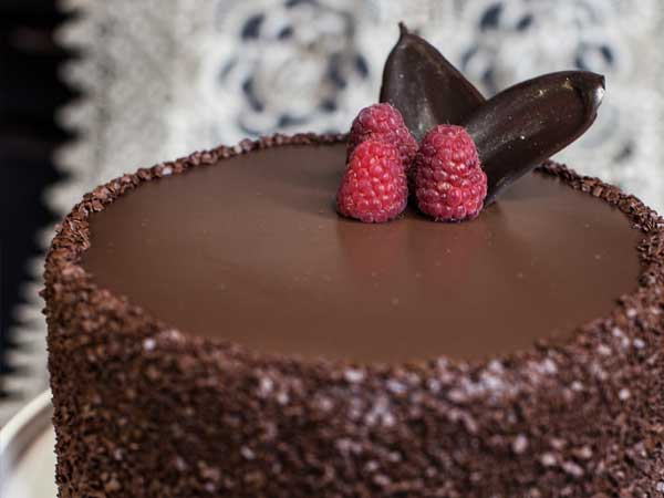 Chocolate Truffle Mousse (GF)