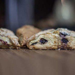 assorted scones karens bakery
